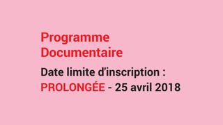programme documentaire - 25 avril